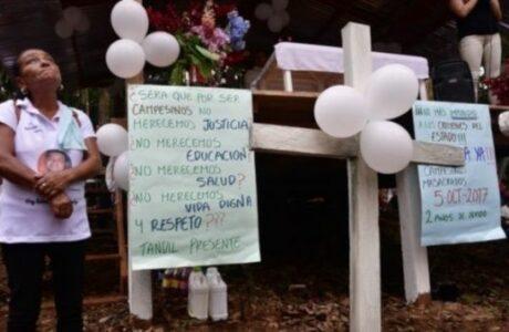 Colombia: Asesinan a seis personas en el Cauca. Foto: teleSUR