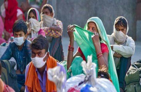 India próxima a los tres millones de casos de la Covid-19