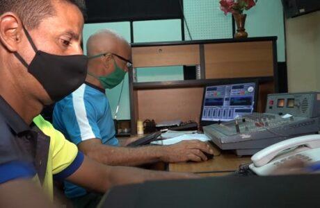 Ernesto Vernier, habitante de Baracoa recuperado de la Covid-19