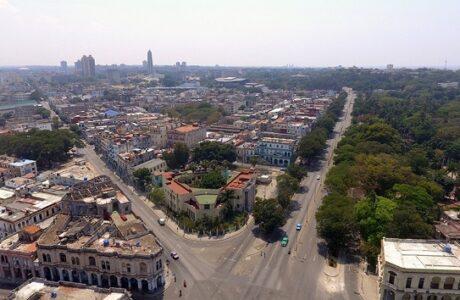 La Habana en fase de transmisión autóctona limitada de la COVID-19. Foto: Naturaleza Secreta.