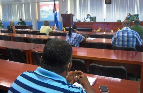 Consejo de Defensa aprueba medidas reforzar control de entrada de viajeros a Guantánamo