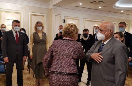 Viceprimer ministro de Cuba Ricardo Cabrisas inicia visita de trabajo a Rusia
