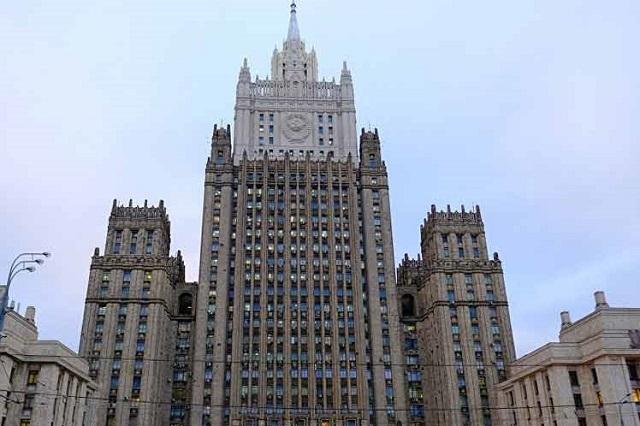 Cancillería rusa anuncia suspensión de visita de Lavrov a Alemania