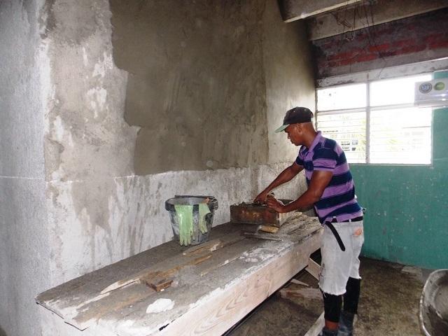 Construcción de la consulta de reproducción asistida en el Hospital General Docente de Guantánamo.