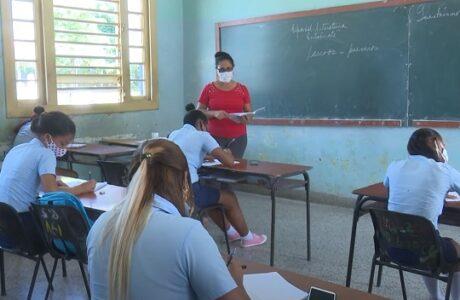 Avanza en Guantánamo preparativos para pruebas de ingreso a la Educación Superior con medidas sanitarias