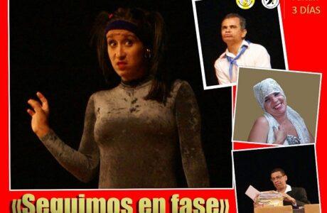 Vuelve Komotú al teatro Guaso de Guantánamo con el espectáculo Seguimos en fase