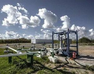 Abre producción con éxito pozo en Boca de Jaruco. Foto: Sitio de la compañía rusa