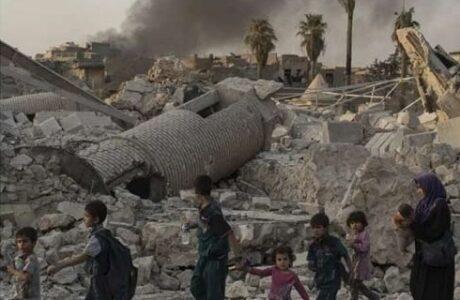 Causan guerras de EE.UU. millones de desplazados en el mundo