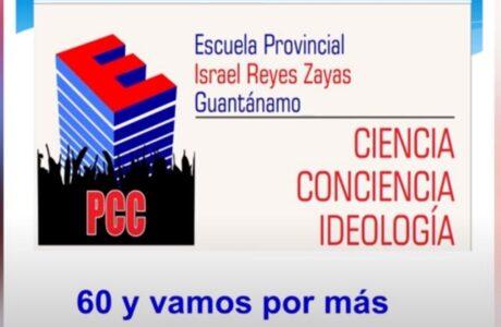 Inician en Guantánamo actividades por aniversario 60 del PCC