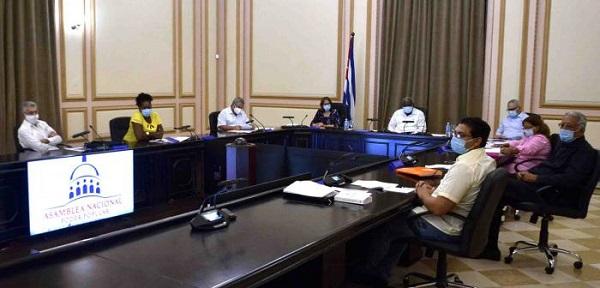 Sesionó el Consejo de Estado