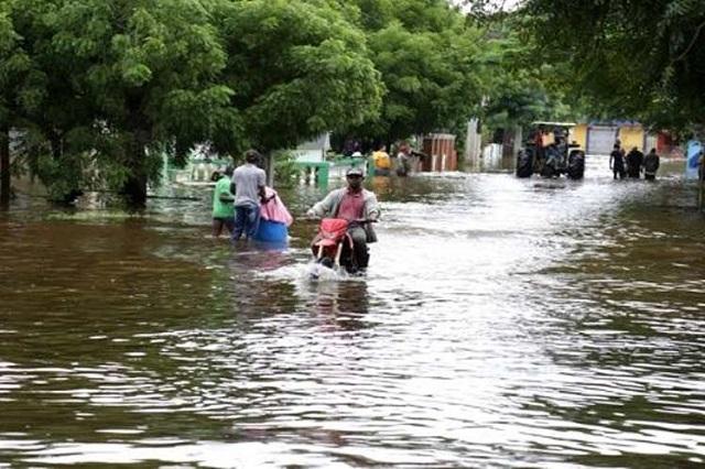Dominicana con 15 provincias en alerta por lluvias