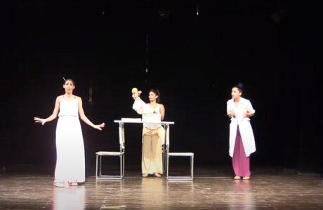 Estrena Teatro Guiñol Guantána Muchachas complicadas