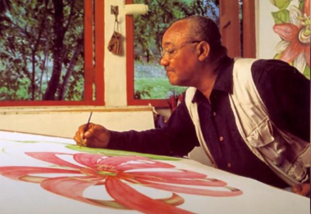 Recuerdan en Guantánamo a pintor Jorge Pérez Duporté