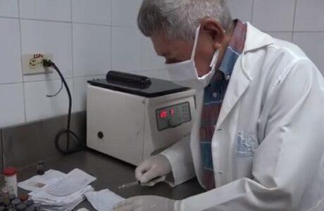 Erolilde, laboratorista de Baracoa
