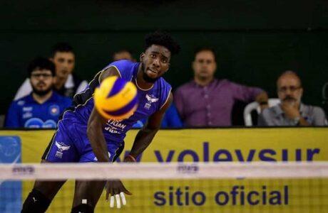 Voleibolista cubano Miguel Ángel López valora de positivo inicio en Brasil