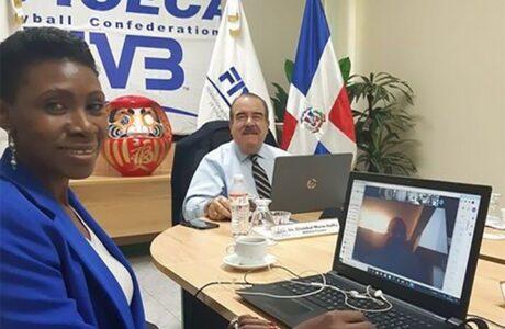 Cubana Mireya Luis preside comisión de atletas de Norceca