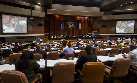 Convocan a sexto periodo ordinario de sesiones de la Asamblea Nacional del Poder Popular