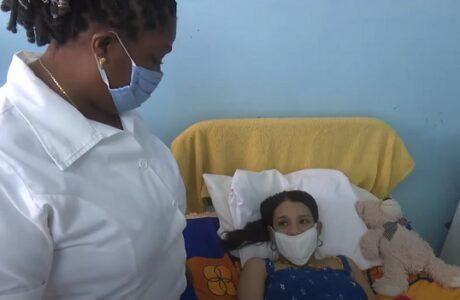 Refuerzan medidas higiénico-sanitarias en Hospital Docente Dr. Agosthino Neto