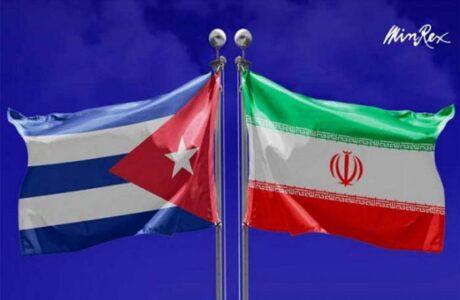 Presidente cubano sostiene encuentro con Canciller iraní