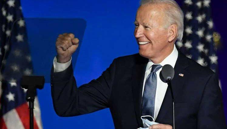 Ratifica Congreso EE.UU. a Joe Biden como nuevo presidente del país