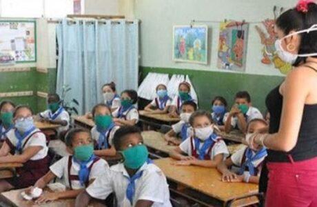 Inició en Guantánamo curso escolar 2020-2021
