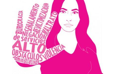 Voces femeninas apoyan lucha contra la violencia de género
