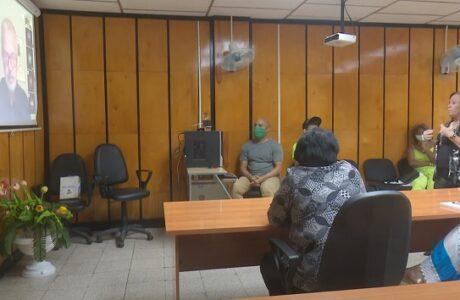 Sesiona en Guantánamo Encuentro Internacional Estilos de vida contra hábitos tóxicos