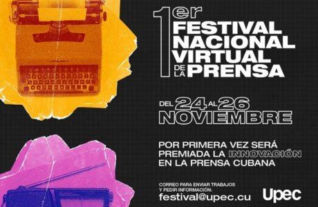 Solvisión y Venceremos participarán en Festival Virtual Nacional de la Prensa