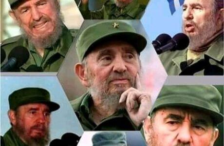 #FidelVive en Cuba y su pueblo