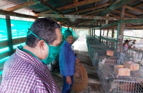 Yateras va por más en la producción de alimentos
