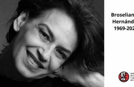 Falleció la destacada actriz cubana Broselianda Hernández