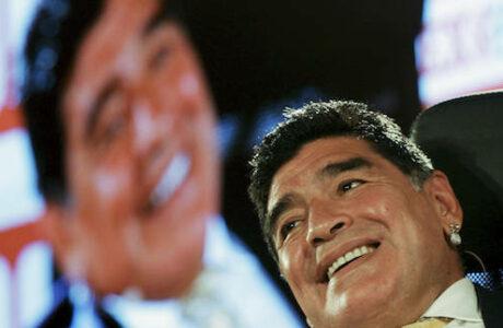 El mundo despide a Maradona: ¡Adiós, Diego!