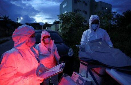COVID-19 en el mundo: Brasil confirma nueva variante del coronavirus en el Amazonas
