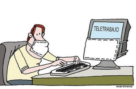 Promueve Cuba implementación del trabajo a distancia de manera permanente