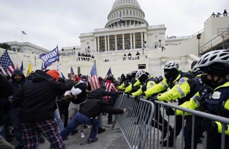 Seguidores de Trump provocan caos en Congreso de EE.UU.