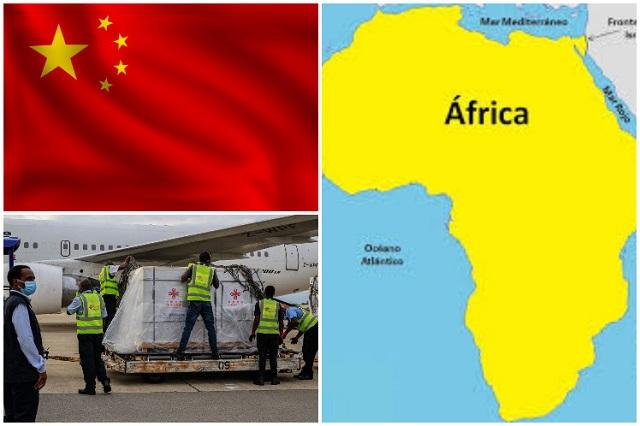 China incrementará envíos de vacunas antiCovid-19 a África
