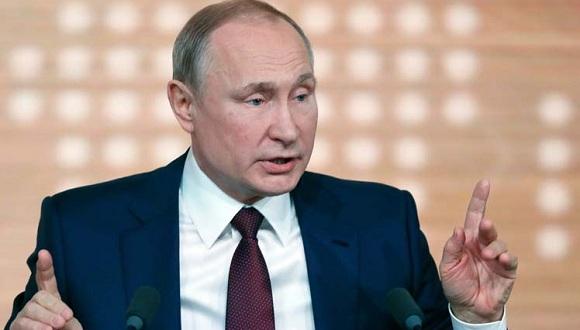 Putin destaca aptitudes de Mnoal para seguridad y desarrollo común