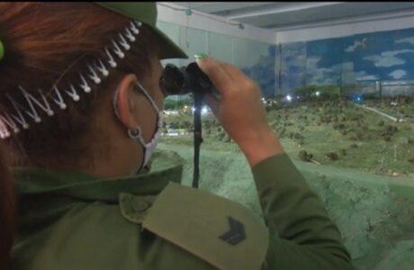 Escuela de Preparación para la Defensa en Guantánamo; 40 años en la defensa de la Patria (+Video)