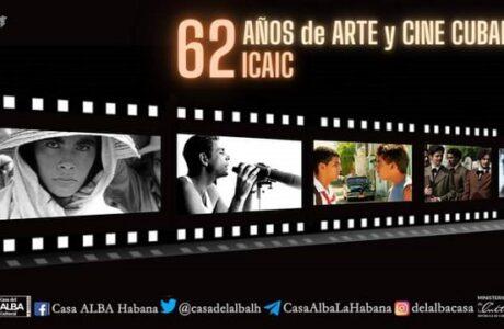 En aniversario de instituto cinematográfico cubano promociones online y coloquio