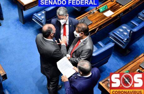 Senadores en Brasil piden ayuda internacional para resolver crisis