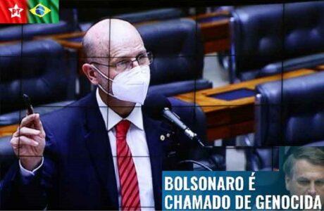 PT-Brasil acusa a Bolsonaro de genocida por azote de Covid-19