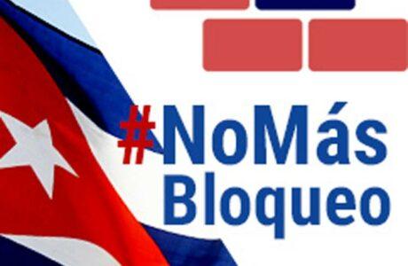 Presidente cubano denuncia recrudecimiento del bloqueo durante pandemia