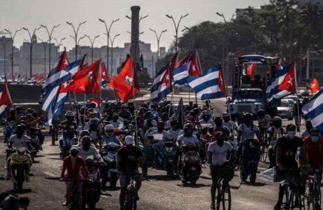 Reflejan en Panamá caravana contra bloqueo de EEUU a Cuba
