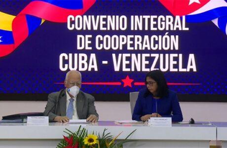 Sesiona en La Habana XXI Comisión Mixta Intergubernamental Cuba-Venezuela
