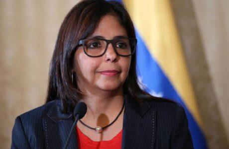 Vicepresidenta venezolana inicia este lunes visita de trabajo a Cuba