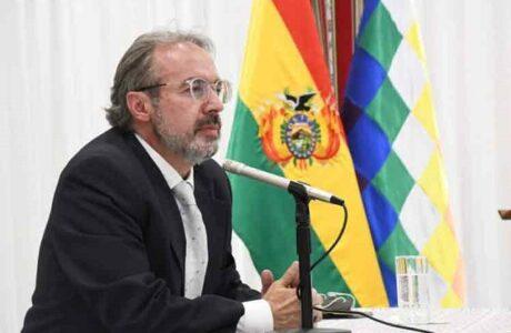 El vocero presidencial de Bolivia, Jorge Richter, afirmó que la investigación y esclarecimiento de los hechos violentos ocurridos en 2019 es una deuda del Estado con las víctimas.