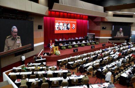 Comenzó el 8vo. Congreso del Partido Comunista de Cuba