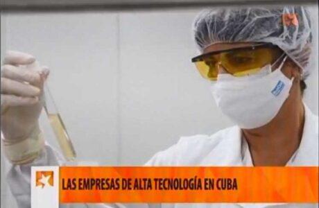 Afirma viceministro cubano que toda empresa puede aspirar a ser de alta tecnología