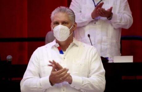 Electo Miguel-Díaz Canel como Primer Secretario del PCC