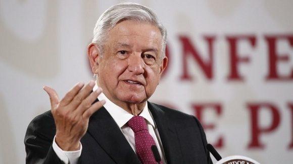 López Obrador: Si se quiere ayudar a Cuba, lo primero es suspender el bloqueo